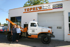 Topel's Service Center